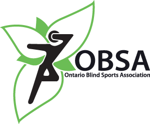 Ontario Blind Sports Association Logo