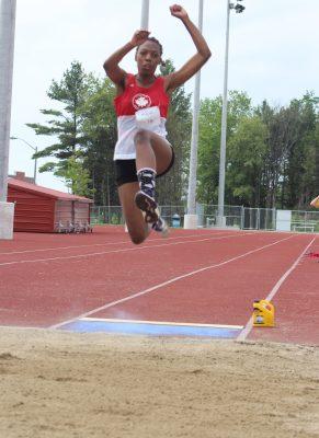 Track - Long Jump