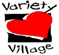 Variety Village Goalball Club Logo